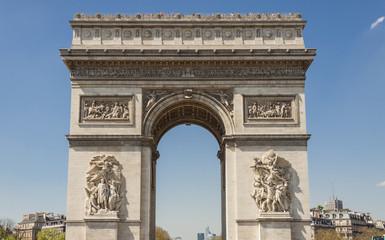 Arc de Triomphe - Paris.