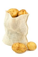 potato in a bag