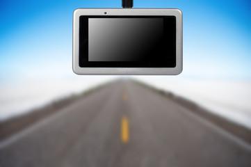 Car video recorder.
