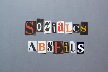 soziales Abseits
