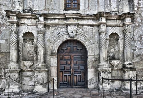 Zdjęcia na płótnie, fototapety, obrazy : Alamo in San Antonio,Texas.