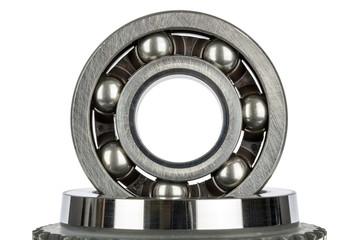 Worn ball bearing