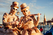 Leinwandbild Motiv Carnevale Venezia
