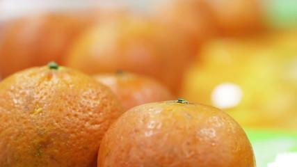 Number of oranges