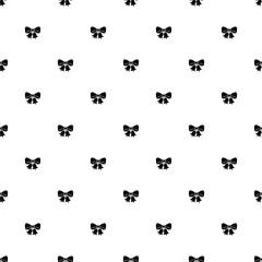 Vector seamless pattern, jingle bells