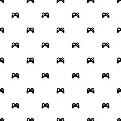 Vector seamless pattern, joystick