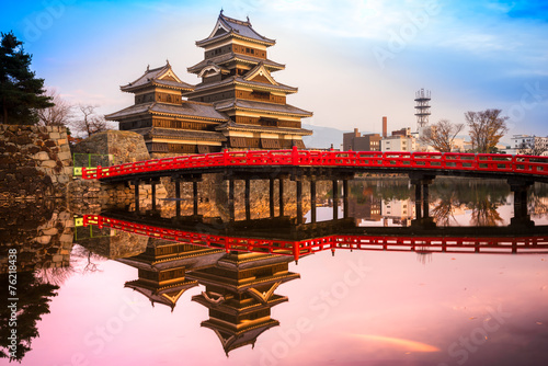 Foto op Plexiglas Japan Matsumoto Castle, Japan.