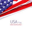 USA flag - 76220298