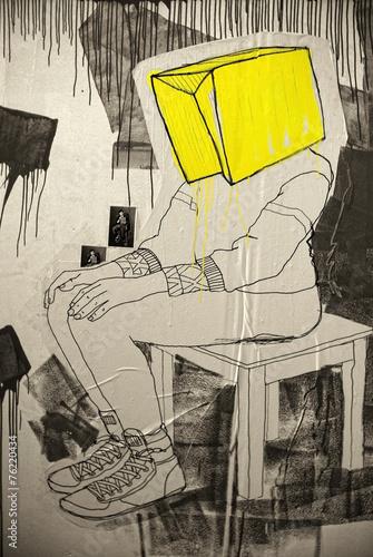 Man on Chair © yexela
