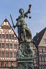 Römerberg in Frankfurt am Main