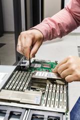 engineer repair server