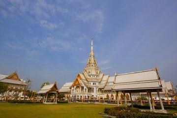 Wat Sothon, temple in Thailand
