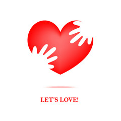 Let's love!