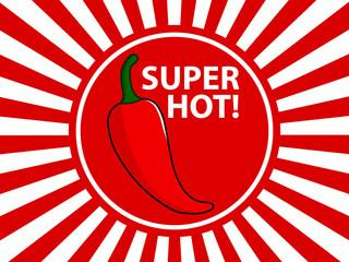 Chili Sunburst