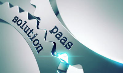 Paas Solution Concept on the Gears.