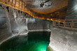 Wieliczka Salt Mine is one of the world's oldest salt mines.  - 76223400