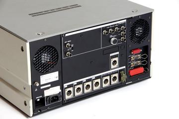 Videorekorder Anschlüsse
