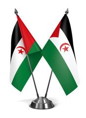 Sahrawi Arab Democratic Republic - Miniature Flags.