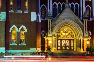Streaking Church
