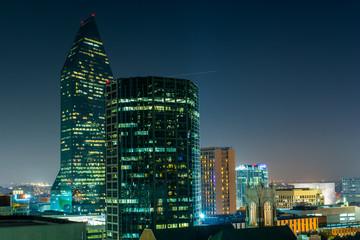Northwest Dallas atmosphere