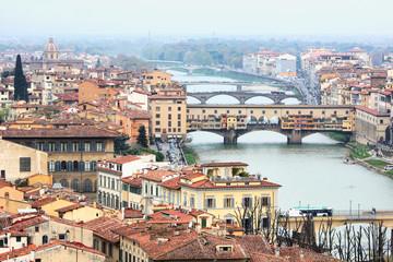 Ponte Vecchio in Florence, Italy