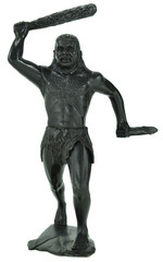 Historical figure ancient warrior