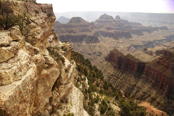 Grand Canyon Cliffs