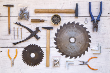 Tools collection