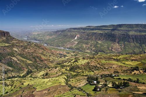Fotobehang Overige Rift valley