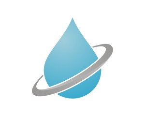 drop water logo template v.2