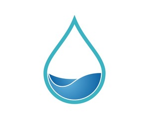 drop water logo template v.3