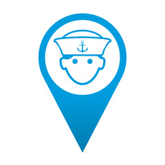 Icono localizacion marinero