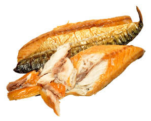 Smoked Mackerel Fish
