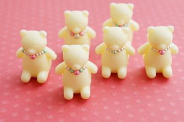Teddy Bear Chocolate