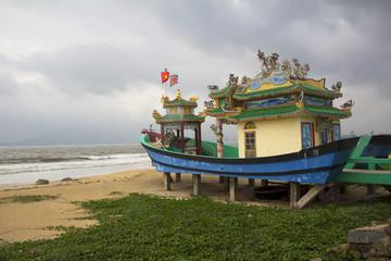 На набережной Дананга. Вьетнам.