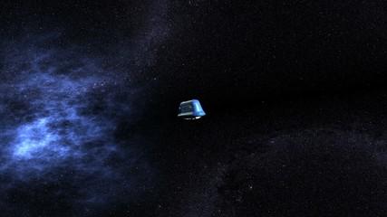 Space Passenger Liner