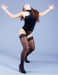 Portrait Woman Performer