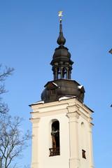 St. Michael's Church bell tower