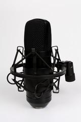 Studiomikrofon mit Spinne