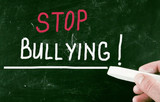 stop bullying! poster