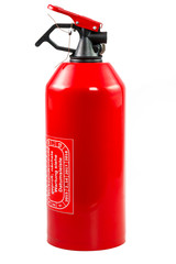 Plombed Portable Fire Extinguisher