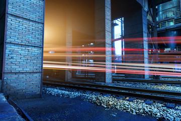 Factory railway