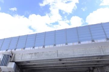 インフラ建設・高架下