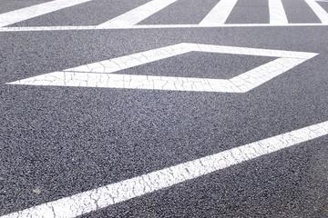 道路・道路標示・道路標識