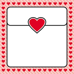 Heart Shape Greeting Cards