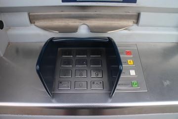 Code Eingabe Bankomat
