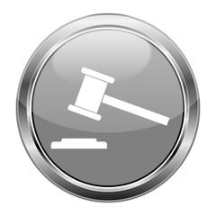 Justiz Gericht Button  #150118-04