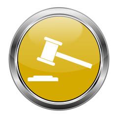 Justiz Gericht Button  #150118-06