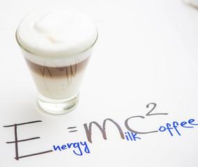 Cup Of Coffee. Formula Coffee