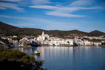 Panorama of Cadaqués